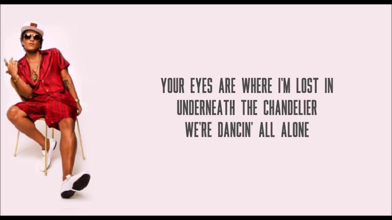 """Bruno Mars - Versace On The Floor """""""