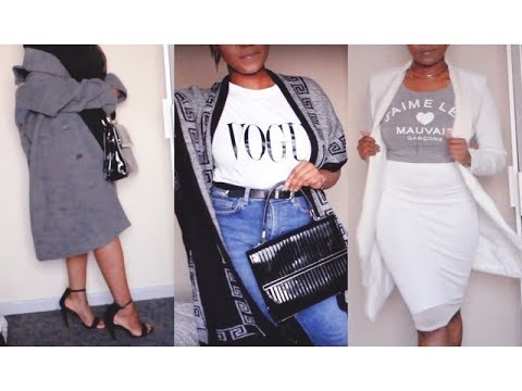 SUMMER CASUAL OUTFITS  | EBAY FASHION HAUL |  GREAT LOOKS FOR LESS | FT. H&M , ZARA