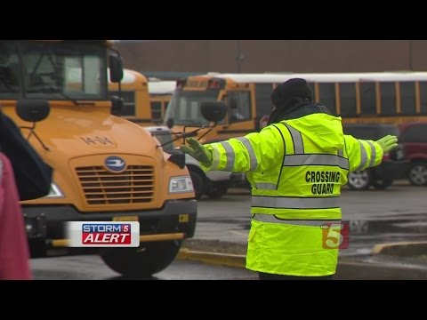 Many Schools Close Ahead Of Approaching Winter Storm