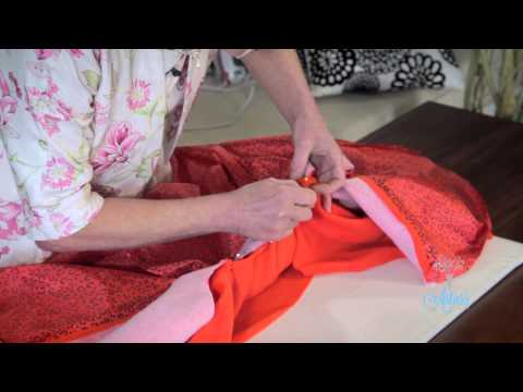 How to Sew For Beginners Part 7: Attaching the Lining to the Top