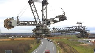 The Biggest Machines Of The World
