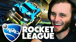 HIT IT TO THE CENTER! | Rocket League