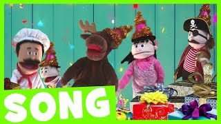 Happy Birthday Song | Maple Leaf Learning