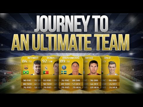 FIFA 14 | Journey to an Ultimate Team Ep. 1 | Starting From Scratch!