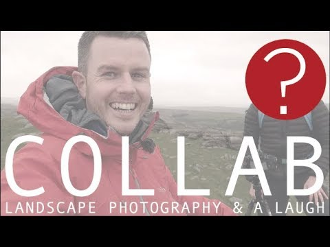 Landscape Photography & A Laugh! Mini Photography Adventure in Dartmoor, South of England