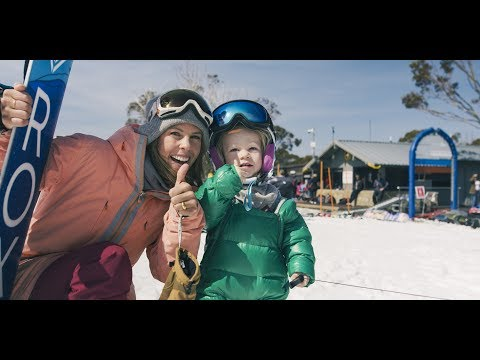 Thredbo 60 Years of Stoke: The Next Generation