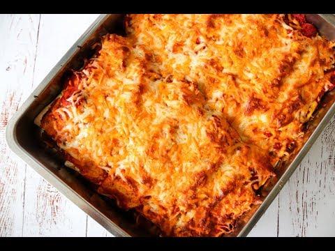 Pulled Pork Enchiladas - By One Kitchen