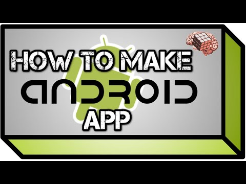 How to Make an Android App (Create Simple Button Android Studio Tutorial)