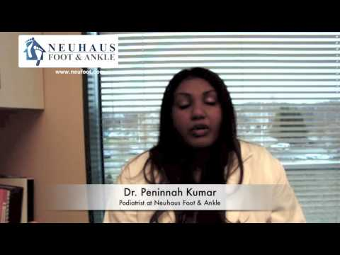 Dr. Kumar Talks About Puncture Wounds in the Feet