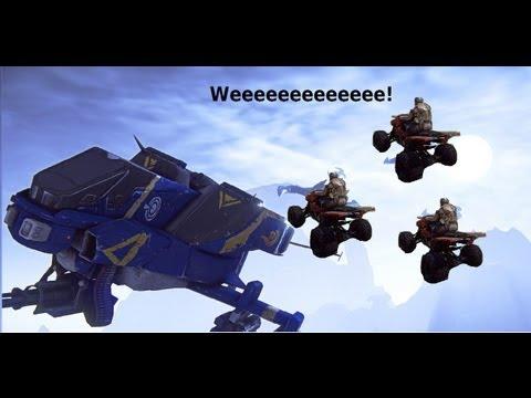 ATV Flight School: Planetside 2