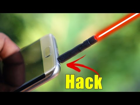 How to make a Laser for Smartphone - Smartphone Hack