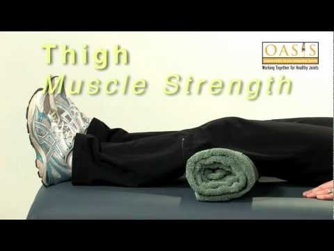 Thigh Muscle Strength Exercise