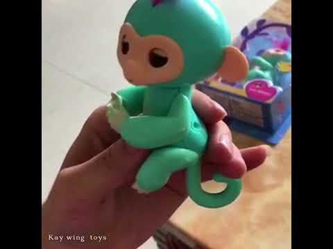 Finger monkeys in stock, www.bluebananas.co.uk