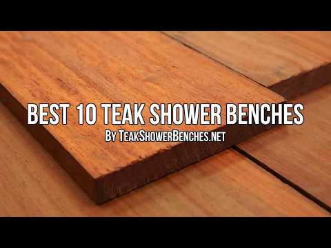 The best 10 teak shower benches