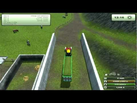 Farming Simulator 2013 - Silage: Making and Feeding