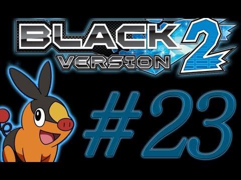 ❤ Pokemon Black 2 - Walkthrough [Part 23 Chargestone Cave!] w/ Lori