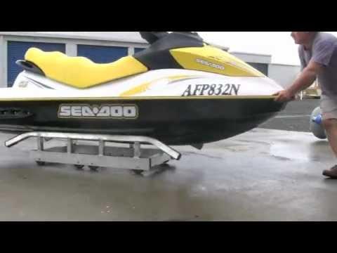 Jet Ski Workshop Mobiliser