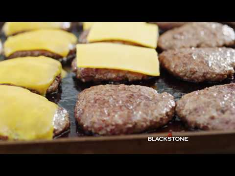 Have the steakhouse experience at home with Blackstone [2018 TV ad]