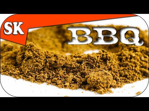 SMOKEY BARBECUE RUB - Homemade BBQ Rub Seasoning