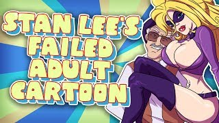 What the HELL is Stripperella? (Stan Lee's FAILED Adult Cartoon)