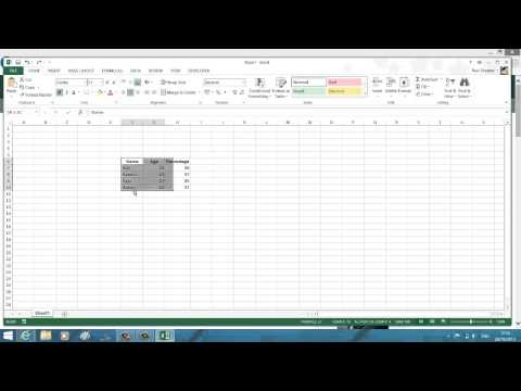 Automatically remove duplicate rows in Excel 2013