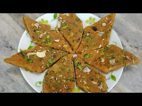 Chana Dal Barfi Recipe In Easy Method || Festival Special || Sanobar' Kitchen