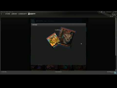 Steam Trading Cards - Orcs Must Die 2 Level 1 Badge Crafting (Summer Sale)