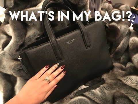Designer Bags on SALE?! || What's in my Bag!
