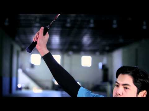 How to Do an Overhead Clear Shot | Badminton Lessons