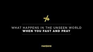 """""""What Happens in the Unseen World When We Fast and Pray"""" with Jentezen Franklin"""