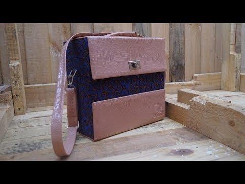 classic hand bag making