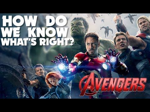 The Avengers - How Do We Know What's Right and Wrong? | Renegade Cut