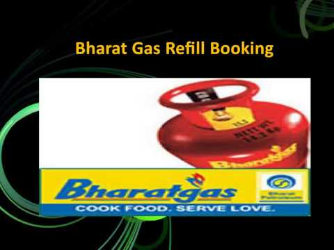 Bharat Gas Refill Booking