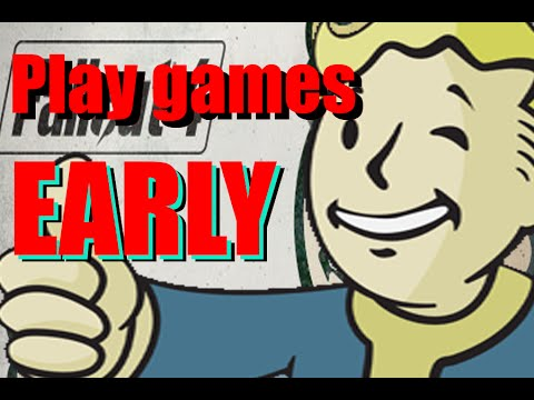 How To Play Pre-Ordered Games A Day Early