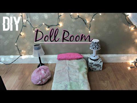 DIY DOLL ROOM UNDER $3