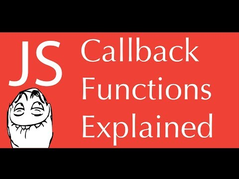 What is a callback in JavaScript | Simple Example | Just in 5 Minutes