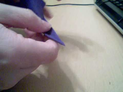 How to make an Origami Scorpion Part 2