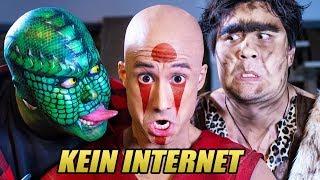 Eingesperrt ohne Internet I Julien Bam