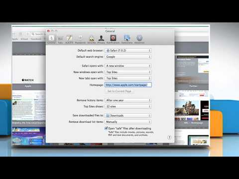 How to download and install extensions on Apple® Safari 7 on a Mac® OS X™