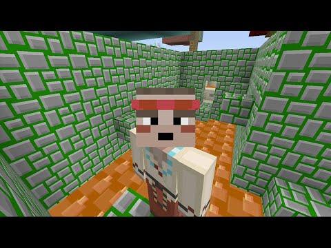 Minecraft Xbox 360 - 100 Level Parkour Challenge (6)