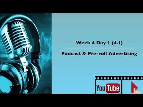 4.1 Podcast & Preroll