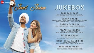 Jind Jaan - Full Movie Audio Jukebox | Rajvir Jawanda, Sara Sharmaa & Upasana Singh