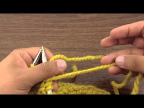 How to Knit: Adding a New Ball of Yarn