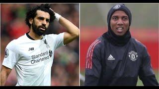 Man Utd fans absolutely love how Ashley Young mocked Mohamed Salah on Instagram