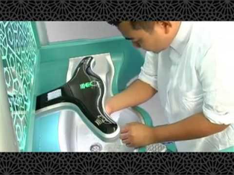 auto wudoo washer