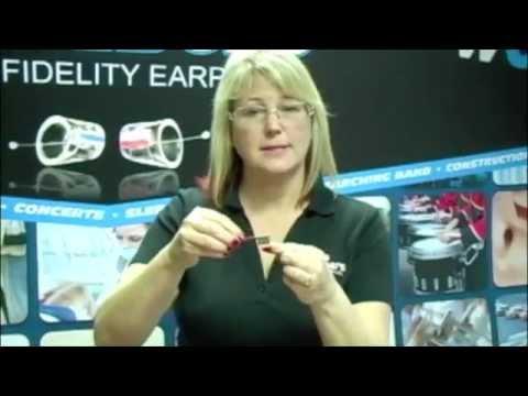 Earasers HiFi Earplugs: How to Clean