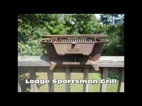 Sportsman Grill Restoration Main