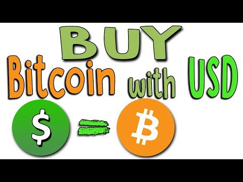 Top 3 FAST and EASY Ways To Buy Bitcoin (BTC) with USD
