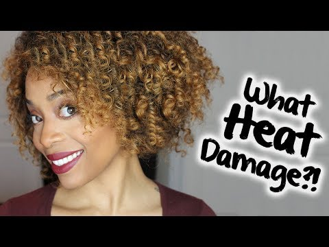 HOW TO CATFISH! | Styling Tips + Products for Damaged Hair
