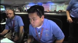 Full Video of Curiosity Landing on Mars